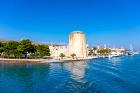 Harbor of Trogir